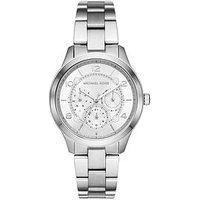 MICHAEL KORS Runway Stainless Steel Bracelet Ladies Watch, One Colour, Women