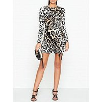 Alice Mccall Not About You Leopard Print Dress - Leopard