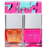 Nails Inc flock you trend duo, One Colour, Women