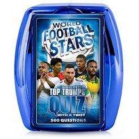 Top Trumps Quiz - World Football Stars