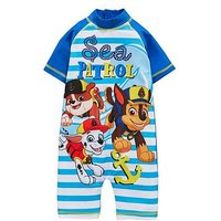 Boys, Paw Patrol Sunsafe - Blue, Multi, Size Age: 2-3 Years