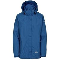 Trespass Nasu II Waterproof Jacket - Midnight , Midnight, Size Xxl, Women
