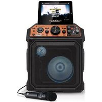 Hi-Def Karaoke System With Control Mic And Wired Mic - (Black Only) - Studio