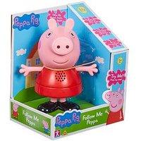 Peppa Pig 6-inch Follow Me Peppa, One Colour