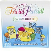 Hasbro Trivial Pursuit: Family Edition Board Game