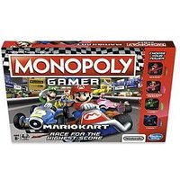 Monopoly Mario Kart Board Game