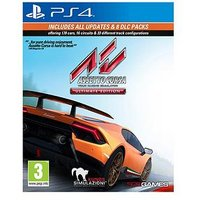 Playstation 4 Assetto Corsa: Ultimate Edition &Ndash; Ps4
