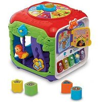 Vtech Sort &Amp; Discover Activity Cube