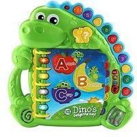LeapFrog Dino's Delightful Day, One Colour