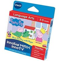 Vtech Vtech Innotab Software - Peppa Pig: Read &Amp; Play With Peppa