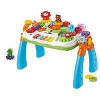Vtech Vtech Gearzooz Gear Up &Amp; Go Activity Table