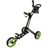Ben Sayers Deluxe 3-wheel Easy-fold Trolley