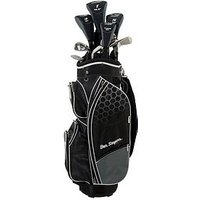 Ben Sayers M8 12-club Package Set With Cart Bag - Right Handed