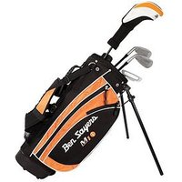 Ben Sayers M1i Junior Golf Package Set With Stand Bag - 9-11 Year Olds