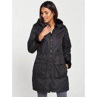 Regatta Romina Waterproof Jacket, Black, Size 16, Women