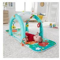 Fisher-Price 4-in-1 Ocean Activity Gym, One Colour