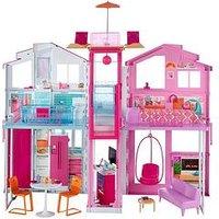 Barbie 3-Storey Townhouse