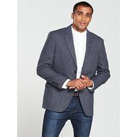 Skopes Ilkley Blazer, Blue, Size 46, Length Regular, Men