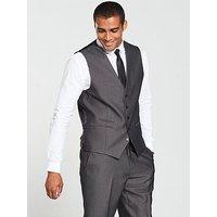 Skopes Bruno Waistcoat, Grey, Size 40, Men