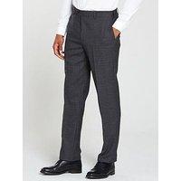 Skopes Denzel Trouser, Grey, Size 38, Inside Leg Regular, Men