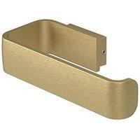 Aqualux Haceka Aline Toilet Roll Holder &Ndash; Gold