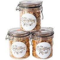 The Snaffling Pig Co Pig N Mix: Small Jar Bundle 3 x 90g jars - Habenero Chilli, One Colour, Women