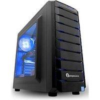 Pc Specialist Stalker Elite Intel&Reg; Core&Trade; I3 Processor, Geforce Gtx 1060 Graphics, 8Gb Ram, 1Tb Hdd Gaming Pc