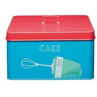 Kitchencraft Art-Deco Metal Cake Tin