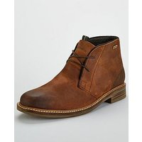 Barbour Readhead Chukka Boots - Tan, Tan, Size 6, Men