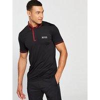 Hugo Boss Golf Paddy Pro 1 Polo, Black, Size L, Men