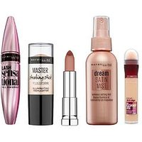 MAYBELLINE Maybelline No Make-Up Make Up Kit Gift Set For Her, One Colour, Women
