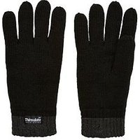 V by Very Thinsulate Gloves, Black, Men