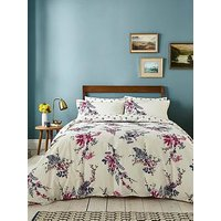 Joules Harvest Garden Cotton Percale Duvet Cover