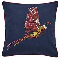 Joules Winter Bloom Cushion