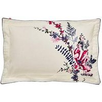 Joules Harvest Garden 100% Cotton Percale Oxford Pillowcase