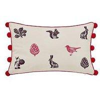 Joules Harvest Garden Cushion