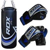 Rdx Filled Demo Kids Punch Bag X1U &Amp; Gloves