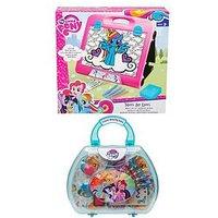My Little Pony My Little Pony Travel Art Easel & Travel Activity Case Pack