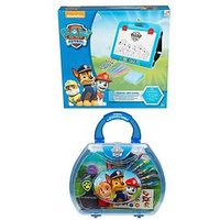 Paw Patrol Paw Patrol Travel Art Easel & Travel Activity Case Pack