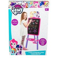 My Little Pony My Little Pony Double Sided Floor Standing Easel