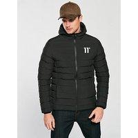 11 Degrees Space Jacket, Black, Size Xs, Men
