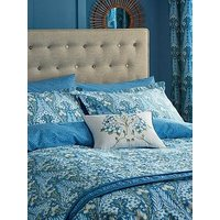 V&A Alyssum 100% Cotton Duvet Cover Set