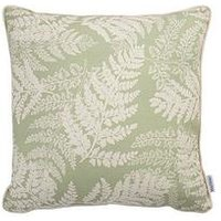 Product photograph showing Ideal Home Fern Leaf Cushion