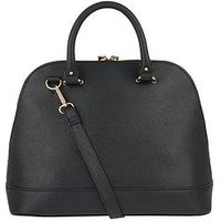 Accessorize Marose Goldo Handheld Bag - Black, Black, Women