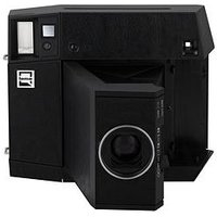 Lomography Lomo-Instant Square Camera - Black - Instant Camera With 10 Pack Of Paper sale image
