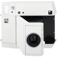 Lomography Lomo'Instant Square Instant Camera - White - Instant Camera With 10 Pack Of Paper sale image