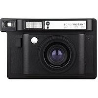 Lomography Lomo'Instant Wide Instant Camera - Black - Instant Camera With 20 Pack Of Paper sale image