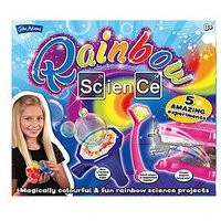 John Adams Rainbow Science