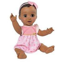 Luvabella Dark Brown Hair Doll, One Colour