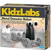 Great Gizmos Metal Detector Robot